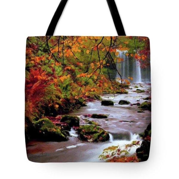 Fall It's Here Tote Bag