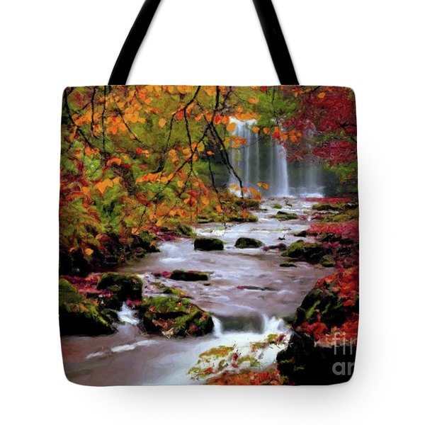 Fall It's Here Tote Bag