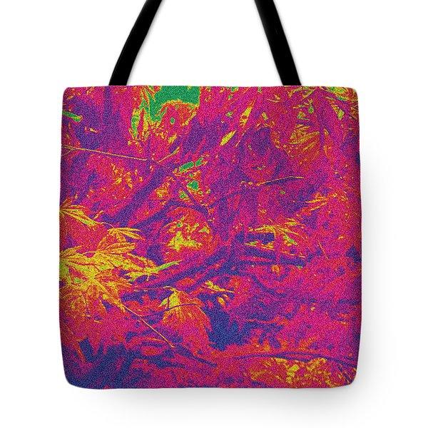 Fall Leaves #14 Tote Bag