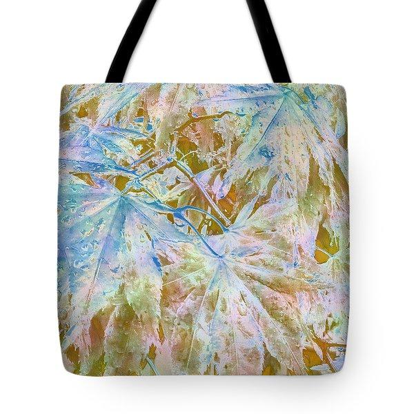 Fall Leaves #16 Tote Bag