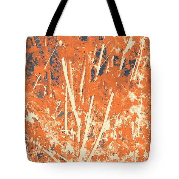 Fall Leaves #3 Tote Bag