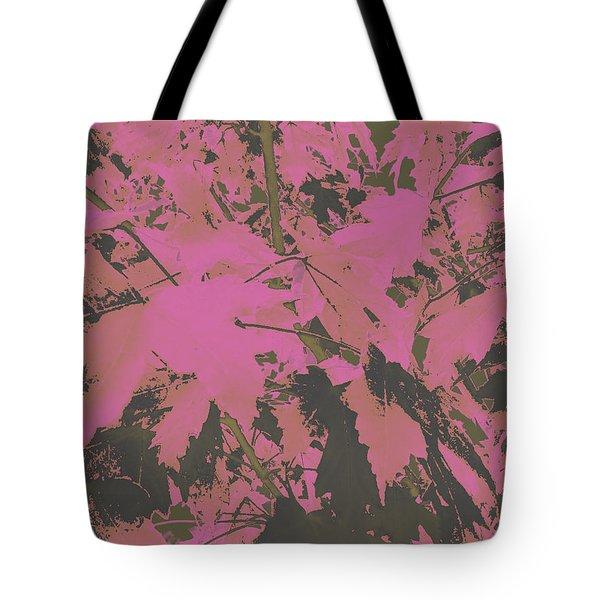 Fall Leaves #6 Tote Bag