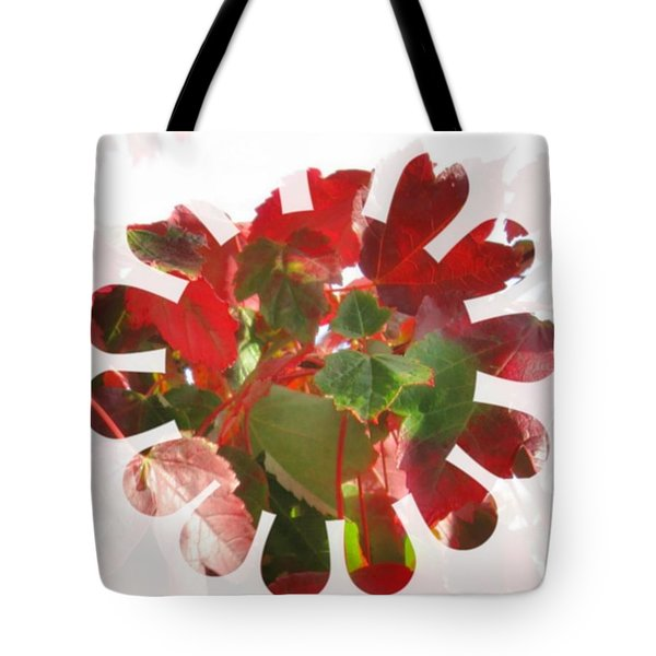 Fall Leaves #9 Tote Bag