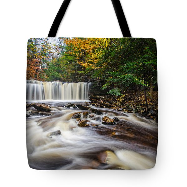 Fall Mixer Tote Bag