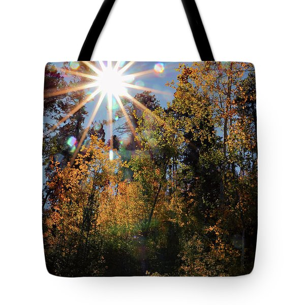 Fall Mt. Lemmon 2017 Tote Bag