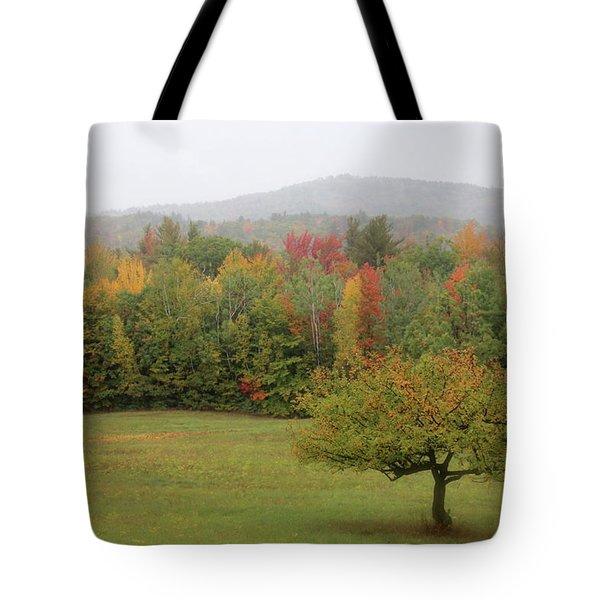 Fall Nh Tote Bag