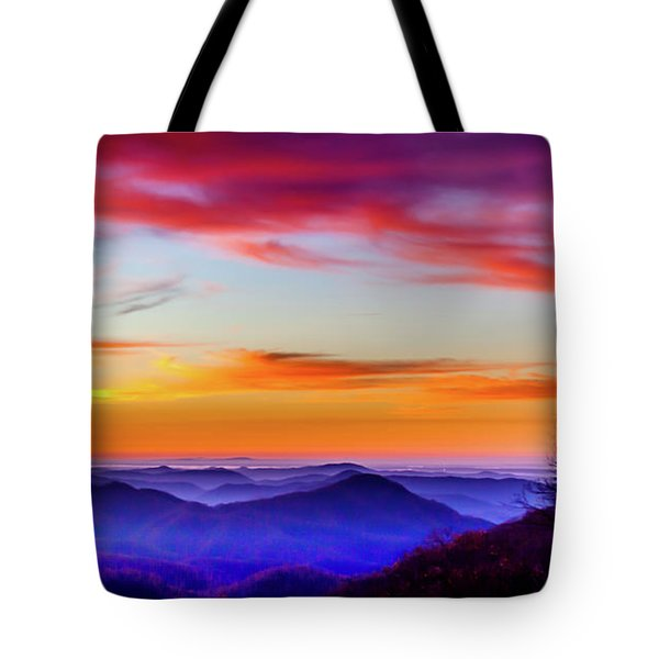 Fall On Your Knees Tote Bag by Karen Wiles