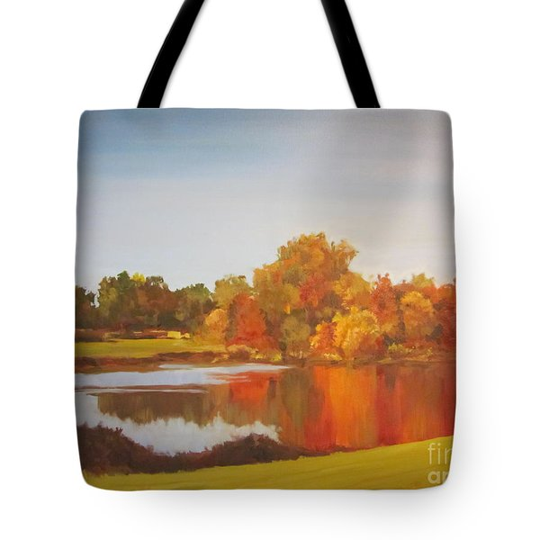 Fall Perfection Tote Bag