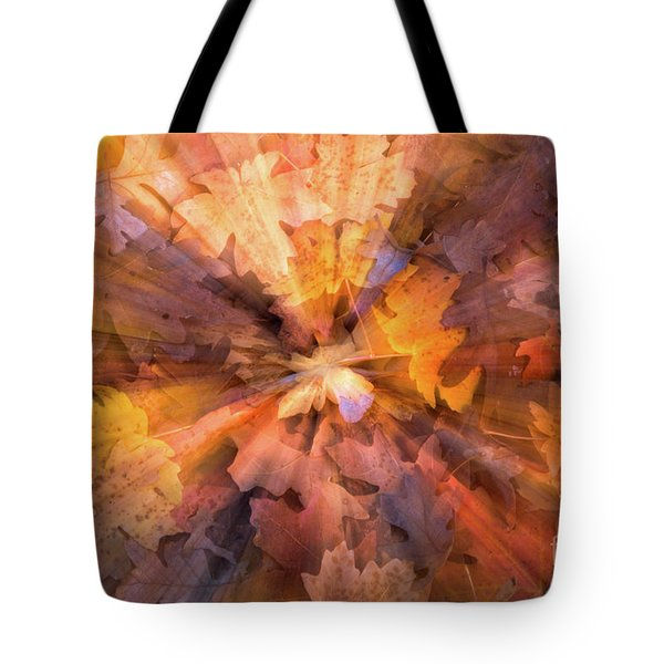 Fall Pizzaz Utah Adventure Landscape Photography By Kaylyn Franks Tote Bag