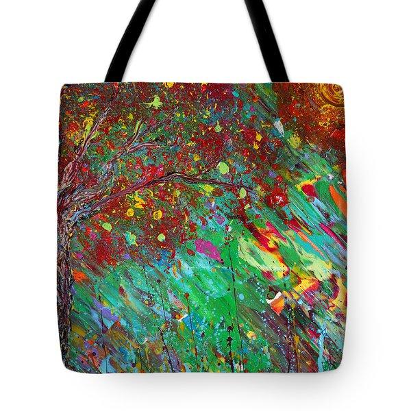 Fall Revival Tote Bag