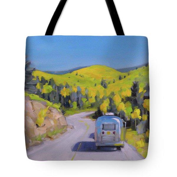 Fall Road Trip Tote Bag