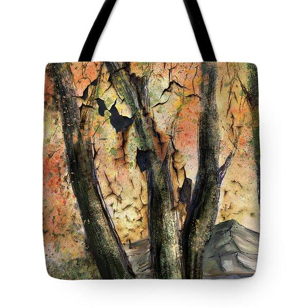 Fall Splendor  Tote Bag by Annette Berglund