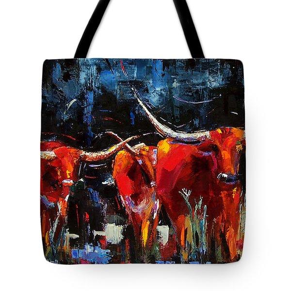 Fall Storm Tote Bag