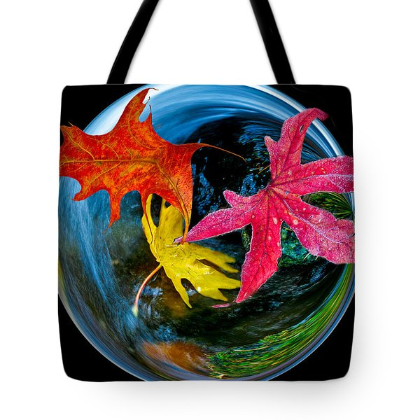Fall Takes Over Tote Bag