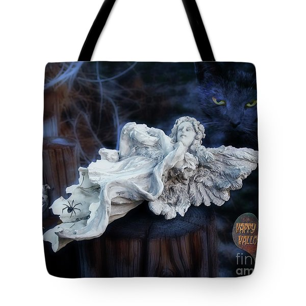Fallen Angel Tote Bag