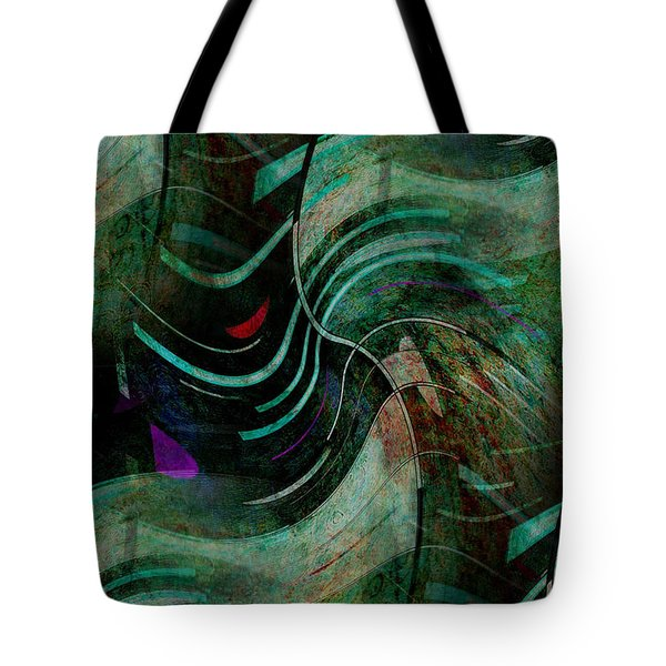 Tote Bag featuring the digital art Fallen Angle by Sheila Mcdonald