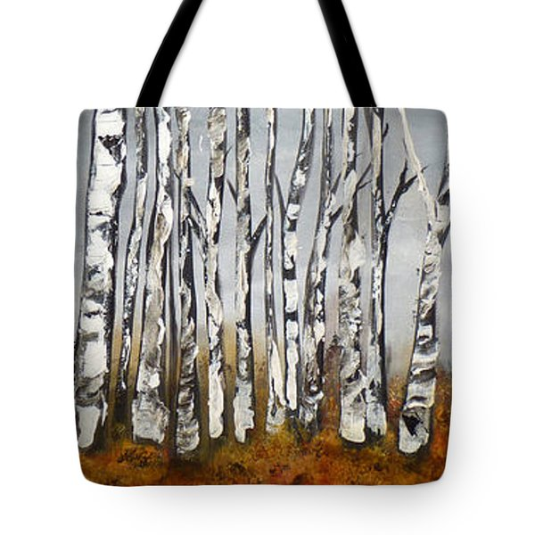 Fallen Tote Bag by Chad Berglund