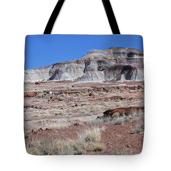 Tote Bag featuring the photograph Fallen Giants by Gary Kaylor
