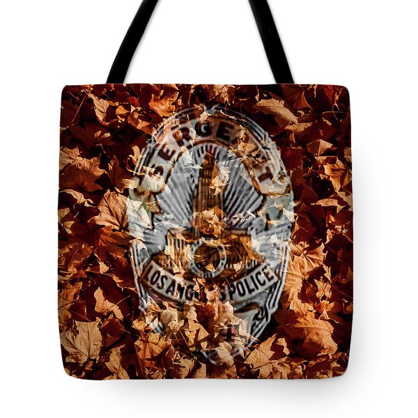 Tote Bag featuring the photograph Fallen  by Randy Sylvia