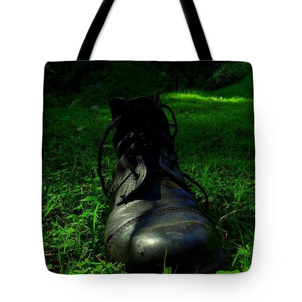 Fallen Soldier Tote Bag