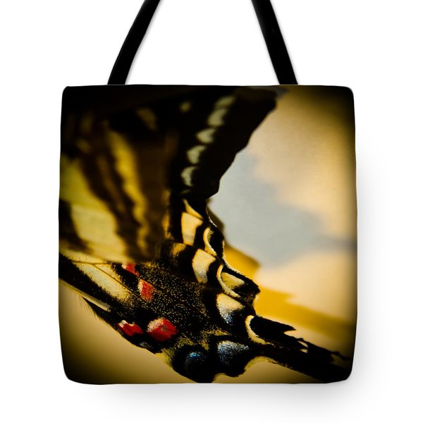 Fallen Tote Bag by Theresa Johnson