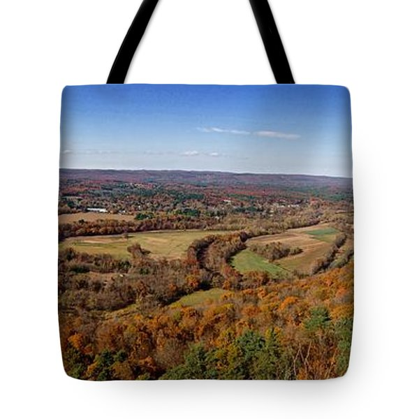 New England Tote Bag