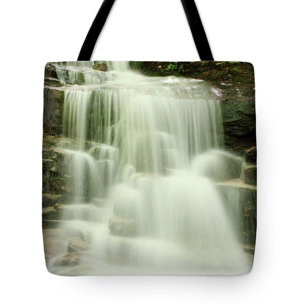 Falling Waters Tote Bag by Roupen  Baker