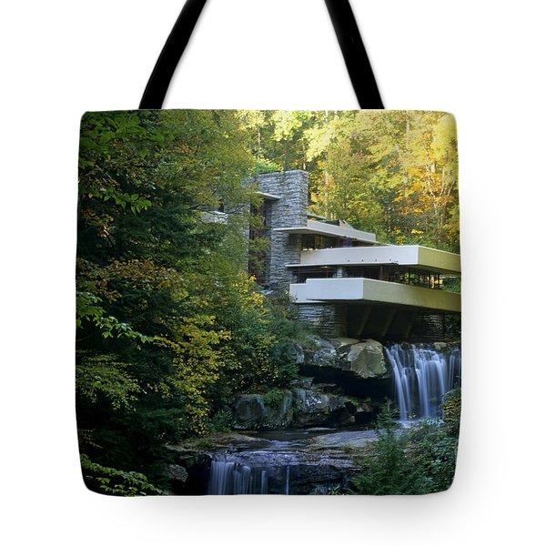 Fallingwater Tote Bag