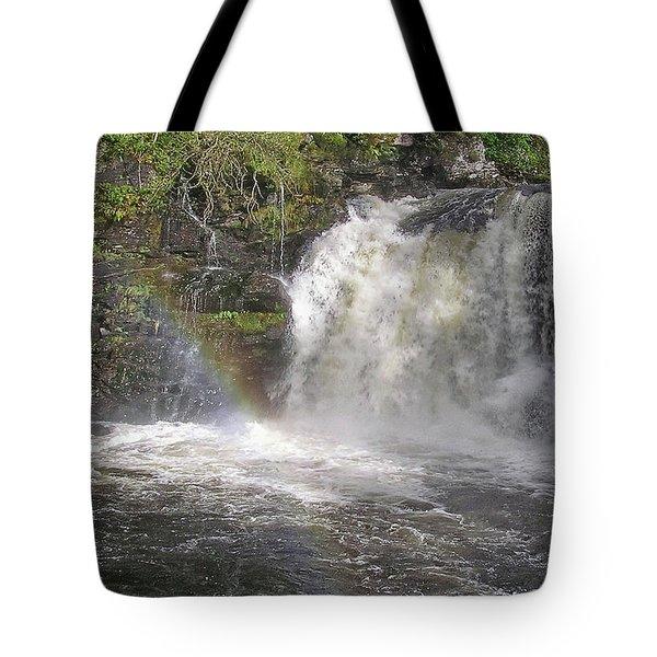 Falloch Rainbow Tote Bag