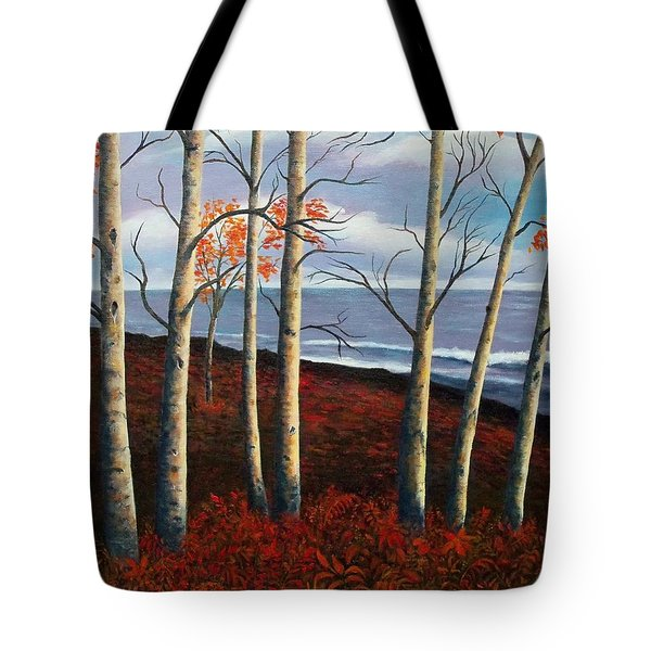 Fall's Charm Tote Bag
