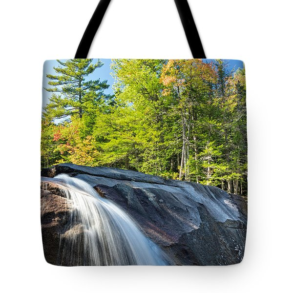 Falls Diana's Baths Nh Tote Bag