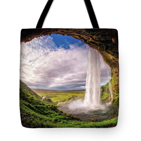 Falls Eye Tote Bag