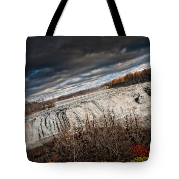 Falls Power Tote Bag