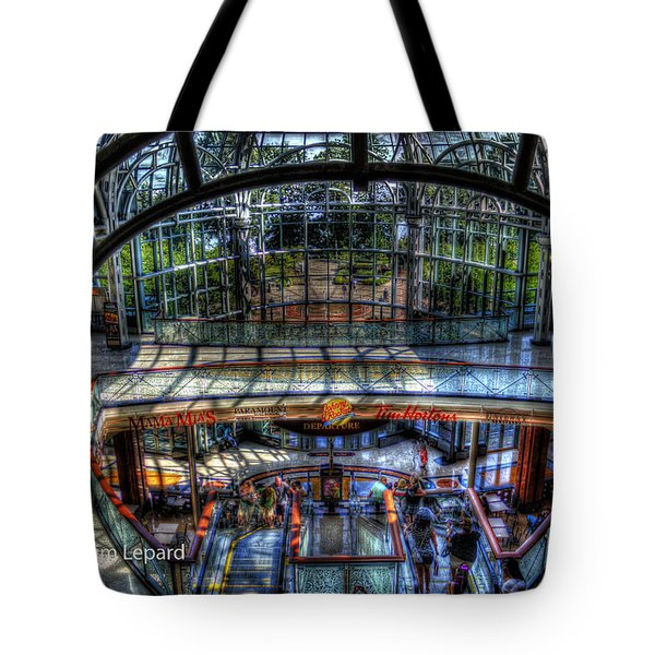 Falls View Tote Bag