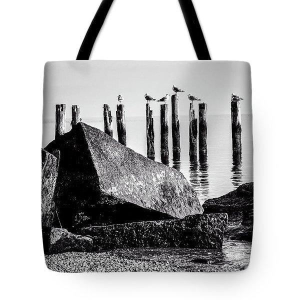 Falmouth Highlands Tote Bag