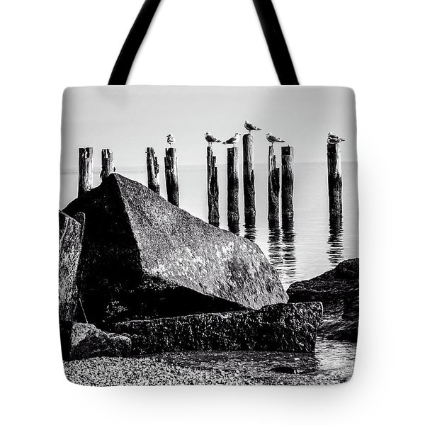 Falmouth Highlands Tote Bag