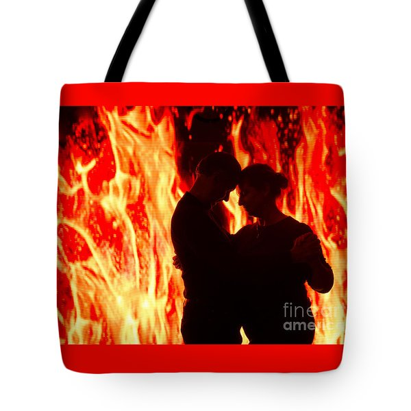 False Alarm Tote Bag
