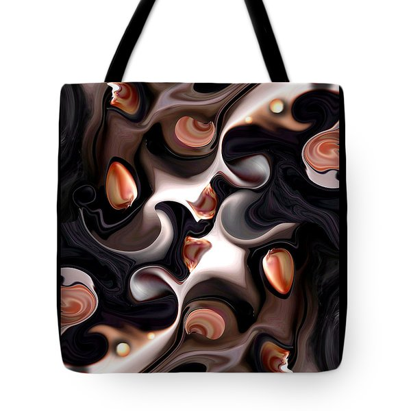 False Execution Decomposed Tote Bag