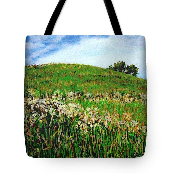 False Gromwell Slope Tote Bag