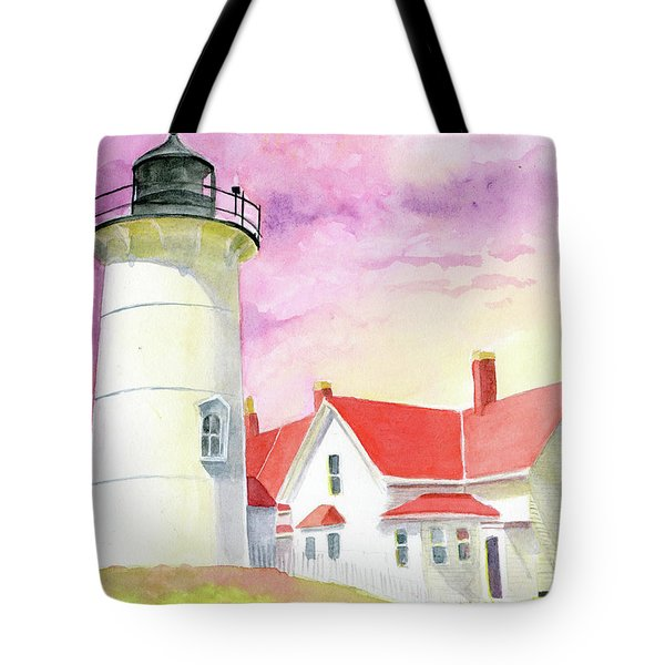 Familiar Light Tote Bag
