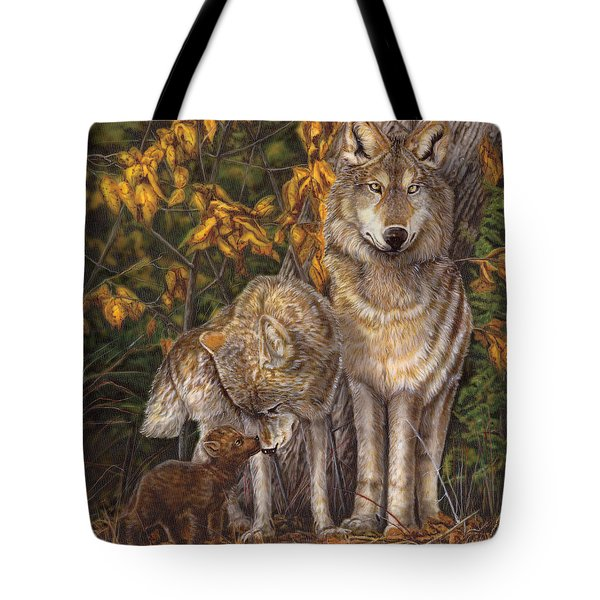 Family Affair Tote Bag