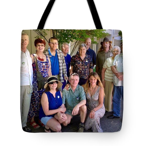 Family And Friends Reunion Tote Bag