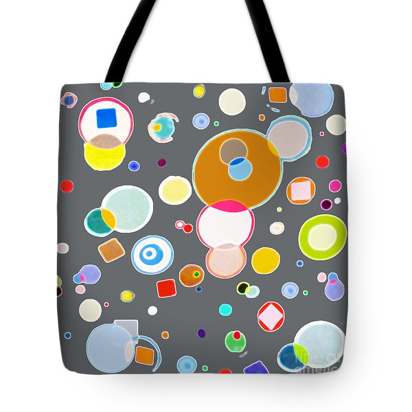 Family Tote Bag by Beth Saffer