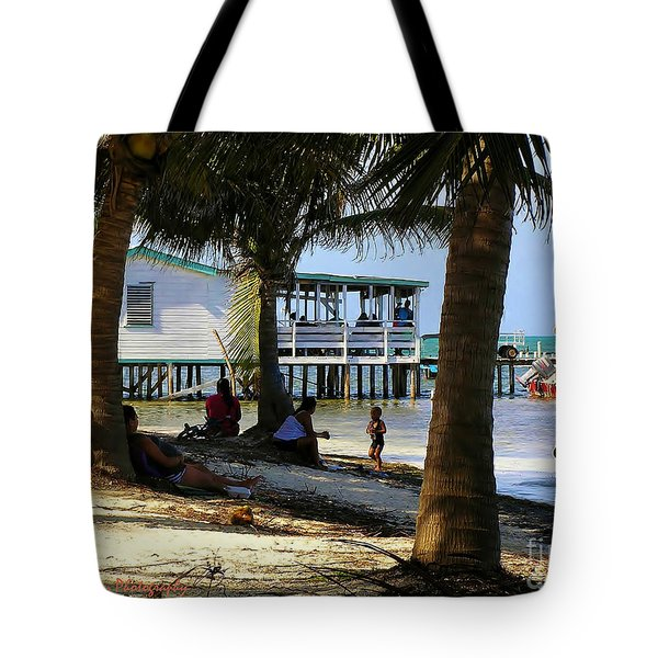 Family Day Tote Bag