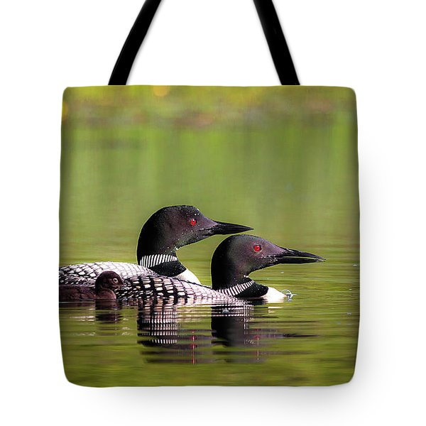 Family Tote Bag by Kelly Marquardt