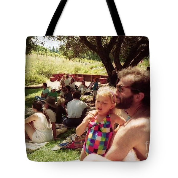 Family Music Event Tote Bag