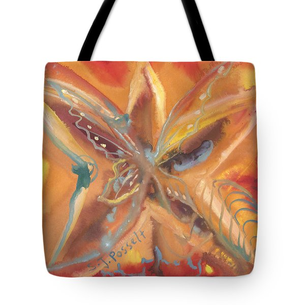Family Star Tote Bag