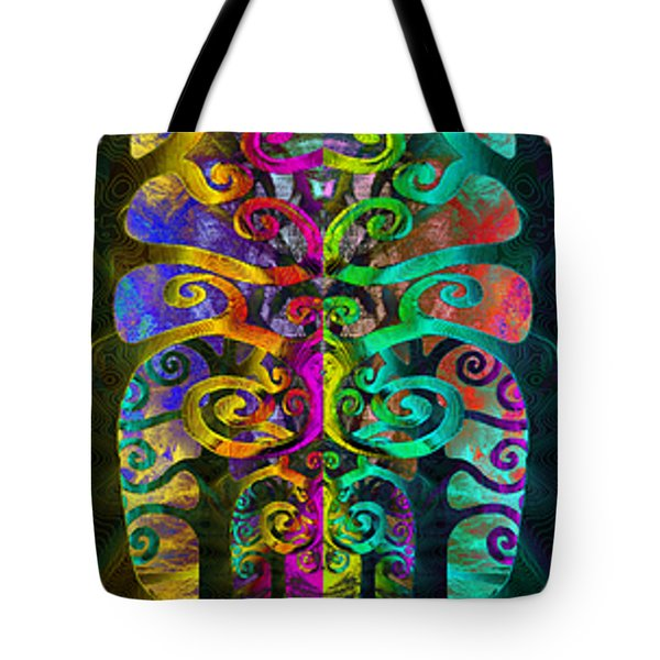 Family United Tote Bag by Angelina Vick