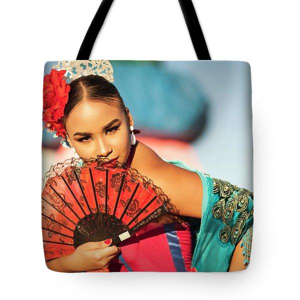 Fan Cathy Tote Bag