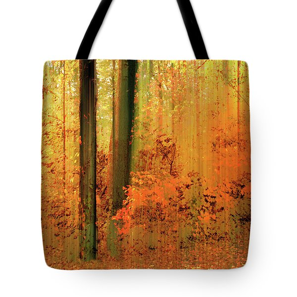 Tote Bag featuring the photograph Fanciful Forest by Jessica Jenney